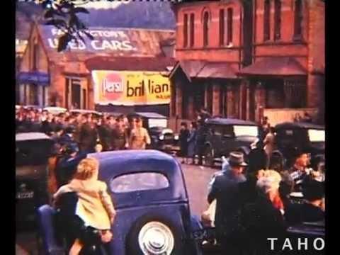Launceston : Peace Day March (1946)