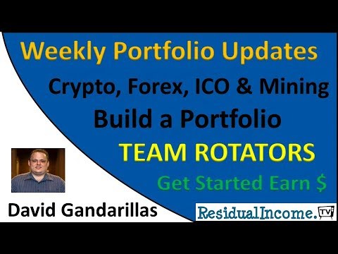 Weekly Overview of Opportunities - Crypto Forex ICO and Helpful Info for Newbies