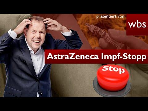 AstraZeneca gestoppt. Wer haftet für Impfschäden? 3 Tote in Zusammenhang mit Impfung