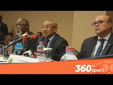 Le360.ma • CAN 2019: la réaction officielle de la CAF
