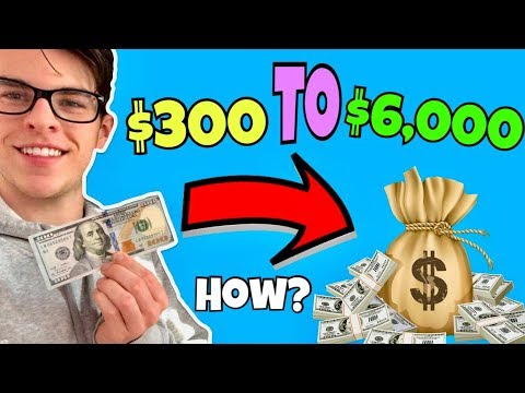 How I Turned $300 To $6,000 Investing In Cryptocurrency  | What To Buy?