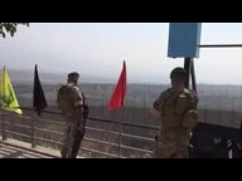 Calm At Lebanon-Israel Border Despite Tensions