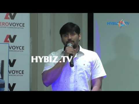 Prashanth, Actor Speech at Launching of Aerovoyce International Sim and ISP Broadband in Chennai