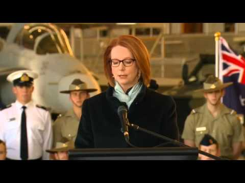 Government releases 2013 Defence White Paper  Department of Defence