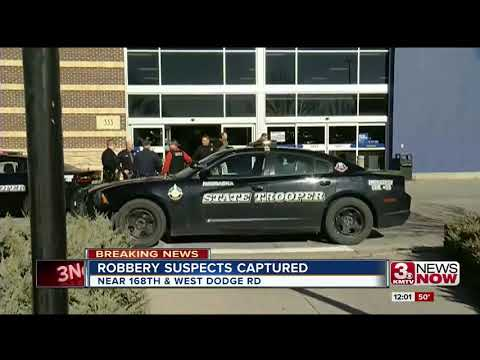 Fremont bank robbery suspects in custody