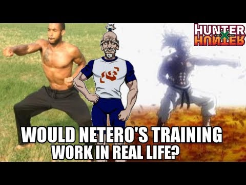 Would Netero's 10,000 Punches Training Work in Real Life?