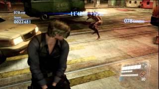 Resident Evil 6 Mercenaries Urban Chaos Duo Leon x Chris 1,405,909