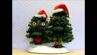 Woody and Forest Interactive Singing Christmas Trees