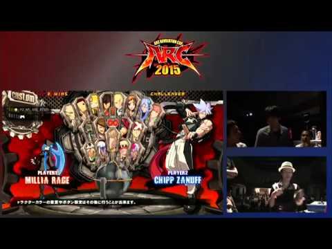 Arc Revolution Cup 2015 - Guilty Gear Xrd -SIGN- Finals