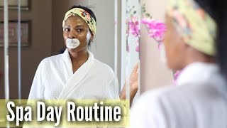 my pamper routine 2018