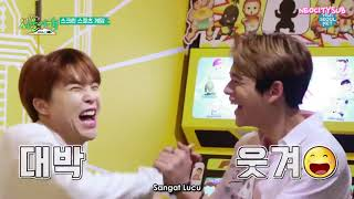 [INDO SUB] 180805 Hot & Young Seoul Trip X NCT LIFE EP 7