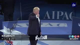 تبرعات يهودية لتمويل نقل السفارة الأمريكية إلى القدس - (26-2-2018)