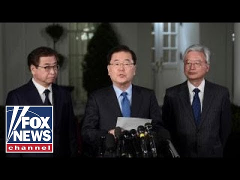 North Korea breakthrough? White House cautiously optimistic