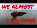 ALMOST DIED STRANDED ON ISLAND 24 HOUR OVERNIGHT CHALLENGE mp3