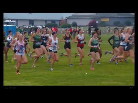 Women's NCAA Division 2 XC West Region Championships (Nov. 4. 2017)