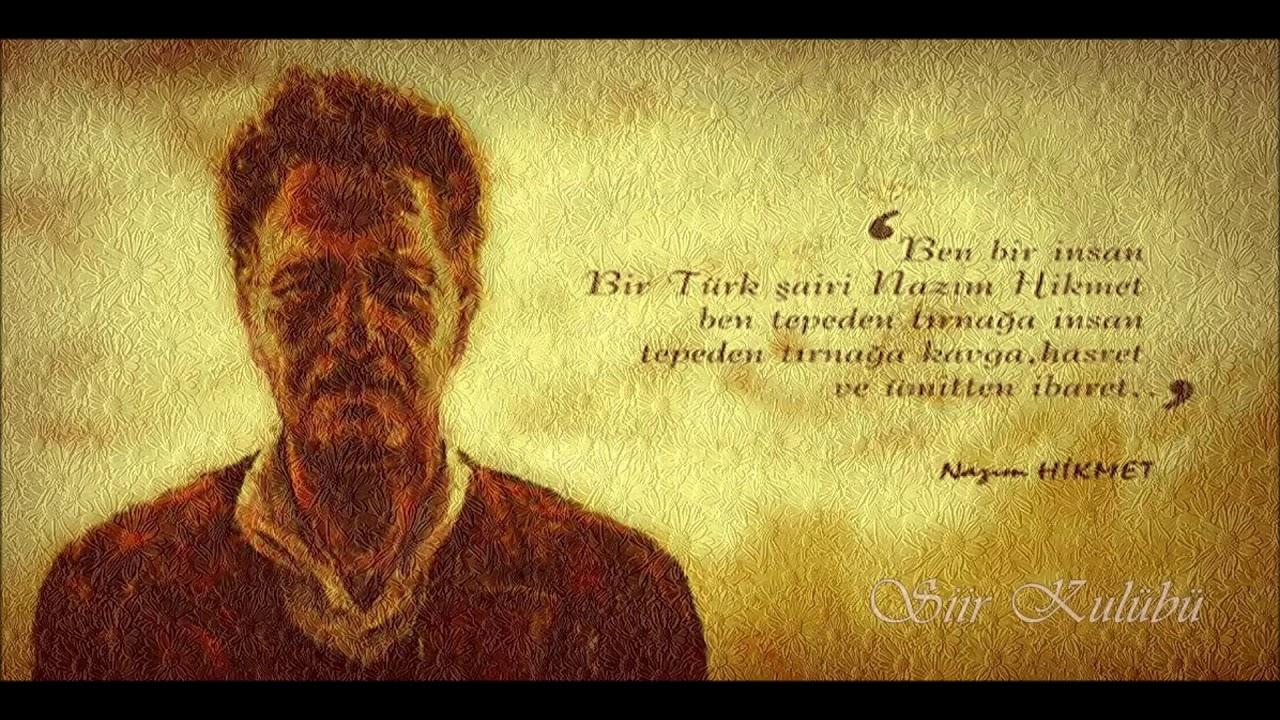Nazım Hikmet -Severmişim Meğer / Genco Erkal