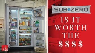 Subzero Fridge - Is It Worth It