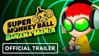 Super Monkey Ball Banana Mania - Official Beat Joins the Gang Trailer