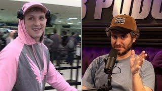 Logan Paul Fan Calls Into the H3 Podcast