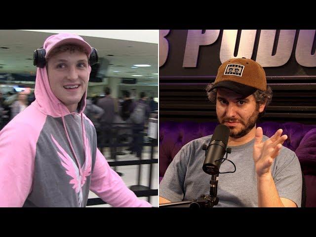 Logan Paul Fan Calls Into the H3 Podcast