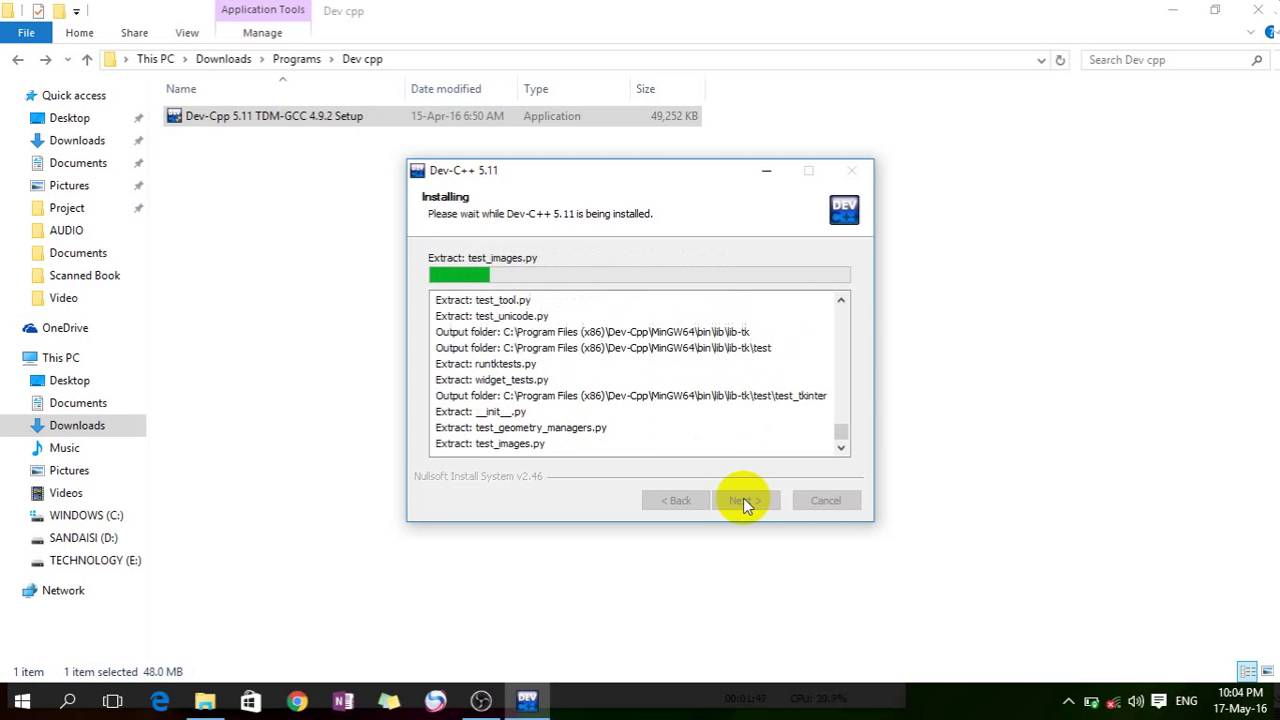 dev c   5.11 free download