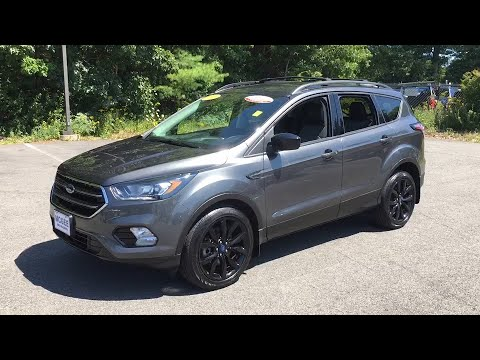 2018 Ford Escape Plymouth, Marshfield, Pembroke, Weymouth, and Brockton, MA IC7544S