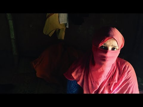 لاجئة من الروهينغا: تناوبوا على اغتصابي و انا مصابة