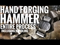 Forging hammer with striker whole hammer making process episode 43 the alec steele show mp3