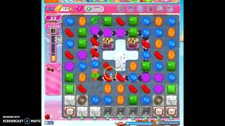 Candy Crush Level 890 help w/audio tips, hints, tricks