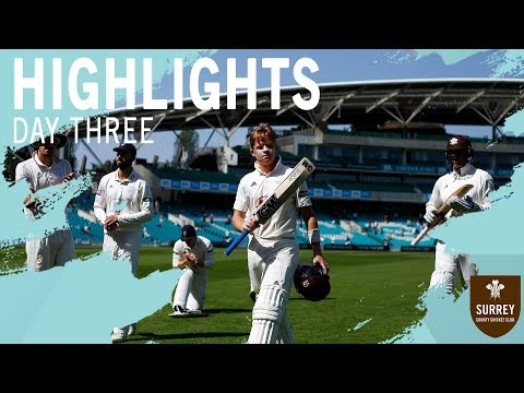 Surrey v Hampshire - Day 3 - Specsavers County Championship