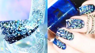 ✨ winter bling nails to slay at holiday parties | Best Makeup Tutorials 2018 | Makeupholic