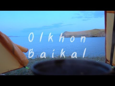 Olkhon, Baikal.