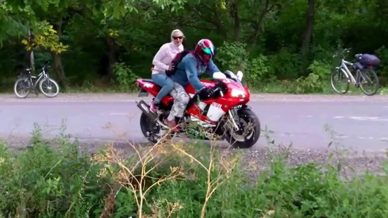 Intriga numărul 2, #Domnica pleacă cu biker-ul