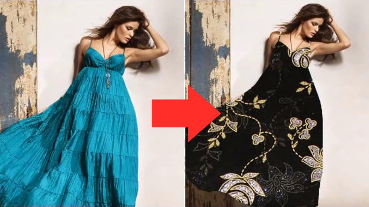 Adobe photoshop cs6 tutorials change dress cloth youtube baditri Images