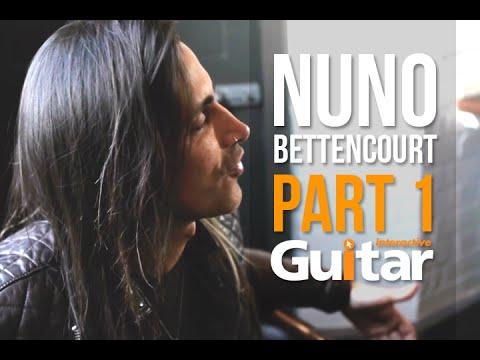 Nuno Bettencourt Extreme Pornograffitti Album & Early Influences Part 1 Interview