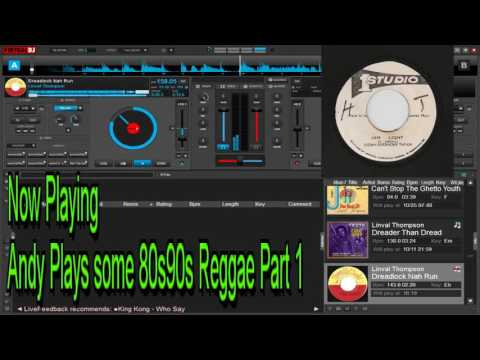 Andy Plays some 80s90s Reggae Part 1