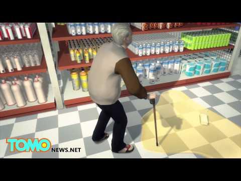 万引き少女らが逮捕の復讐でスーパーを襲撃し破壊