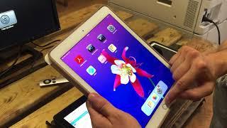 как подлючить iphone к apple tv ?