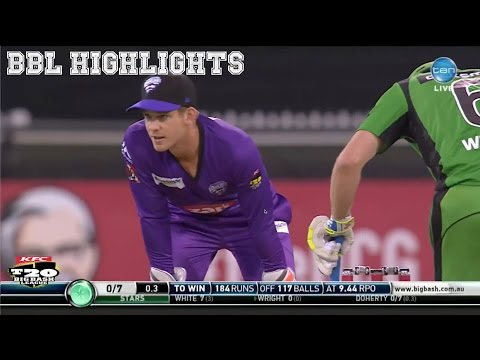 Tim Paine with some interesting sledging | BBL 04