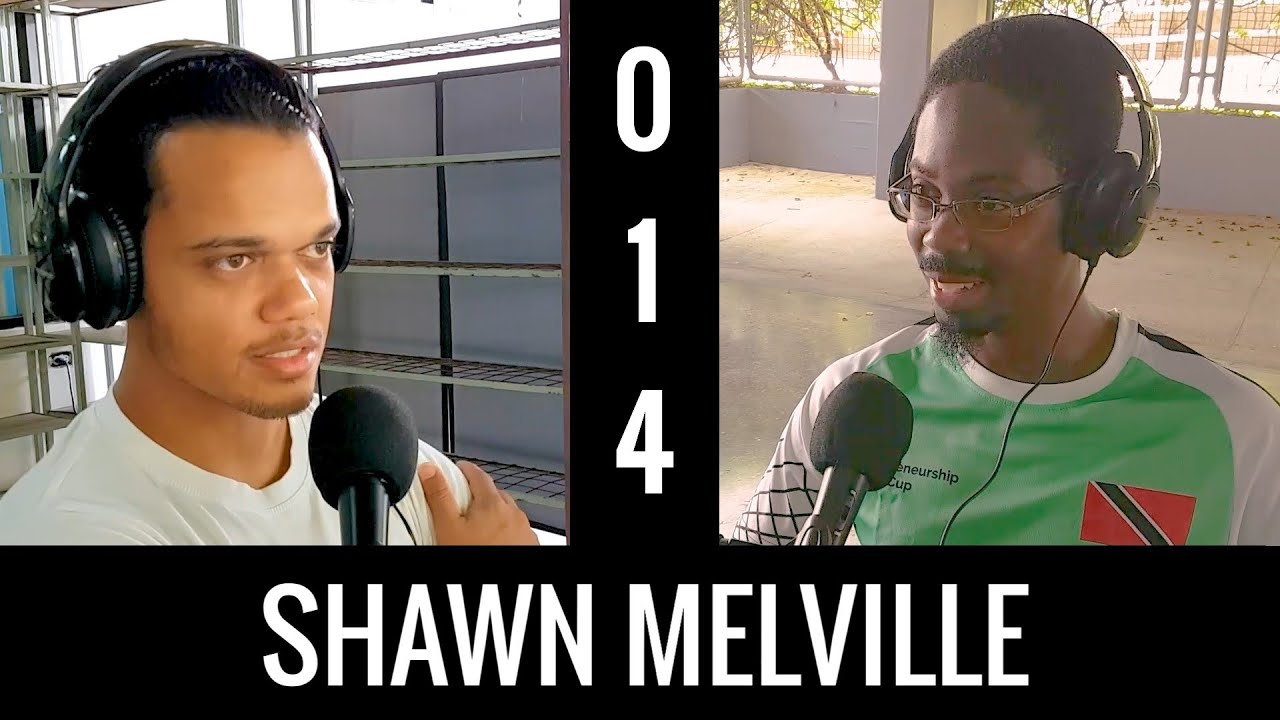 Let's Talk About It Ep 014 | Shawn Melville