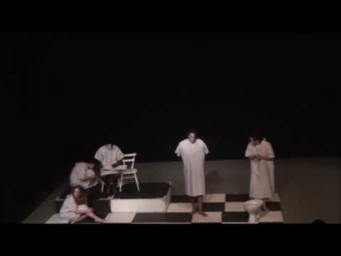 Brecht - Mother Courage - Group Scene - Arthur Cotterell Theatre
