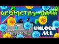 Geometry Dash Unlock All   PC Version