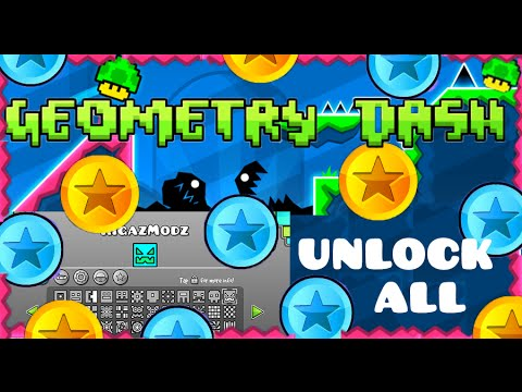 Geometry Dash Unlock All | PC Version