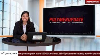 Overseas Producers Offer PVC Resin Suspension Grade In India, For Shipment In February 2019.