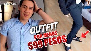 VOY a la FIESTA de YOUTUBE con ROPA de $99 PESOS