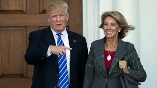 Why Trump's Education Secretary Is So Dangerous