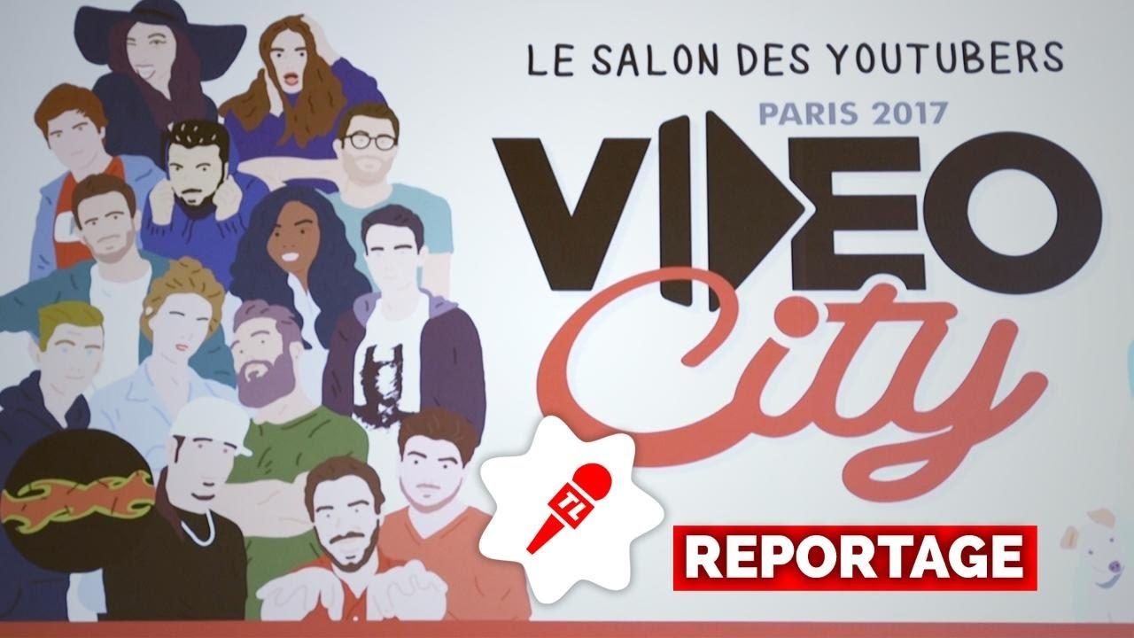 Télé-Loisirs vous emmène au salon Vidéo City Paris ! - YouTube