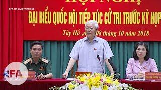 Việt Nam chống tham nhũng không nhụt chí?