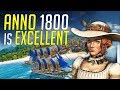 ANNO 1800 is Excellent! Closed Beta Game