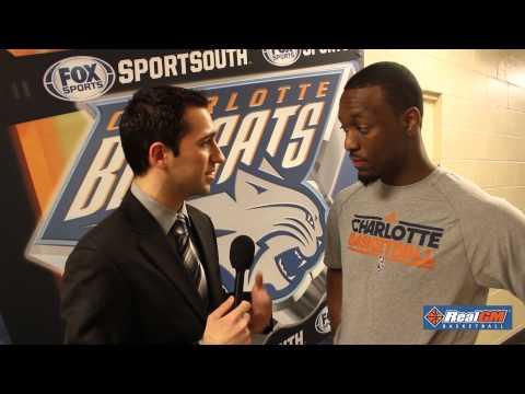 Kemba Walker Interview on Michael Jordan and the Bobcats